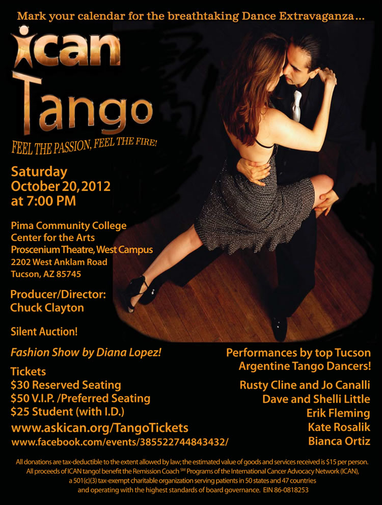 ICAN Tango poster