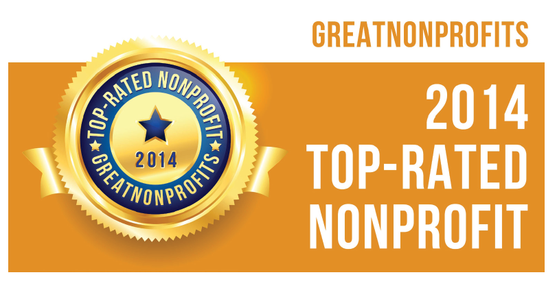 Top-Rated Nonprofit badge